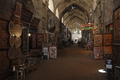 Bazaar in Esfahan